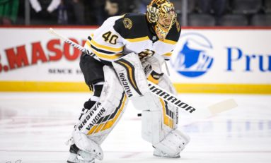 THW's Goalie News: Rask Hits 50; Sawchuk, Roy Make History