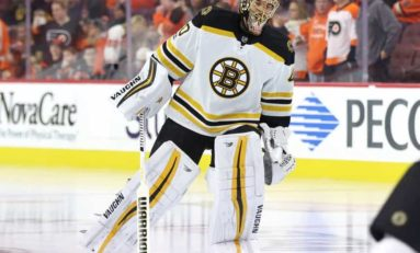 Rask Rested for Deep Playoff Run