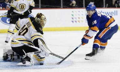 Bruins' Rask Having Vezina-Worthy Season