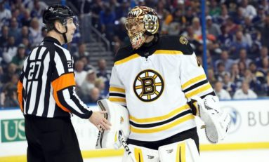 Rask & Officiating Didn't Cause Early Exit