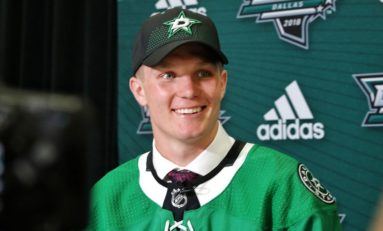 Dallas Stars Draft Ty Dellandrea With No. 13