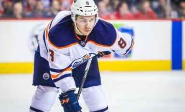 Oilers Re-Sign Ty Rattie to One-Year Deal
