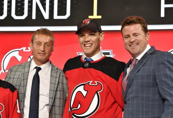 the best attitude ec625 8101f New Jersey Devils 2018 Prospects Challenge Preview