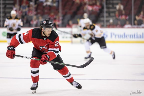 Ty Smith New Jersey Devils
