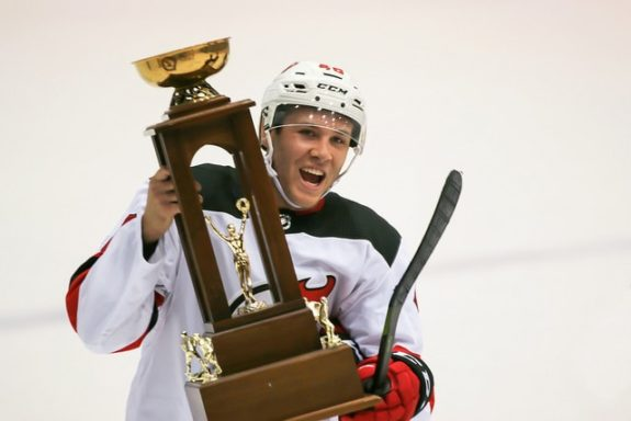 Devils Youth (and Rust) on Display in Season Opener
