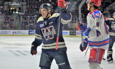 Spitfires Earn Playoff Berth, Wait for Opponent