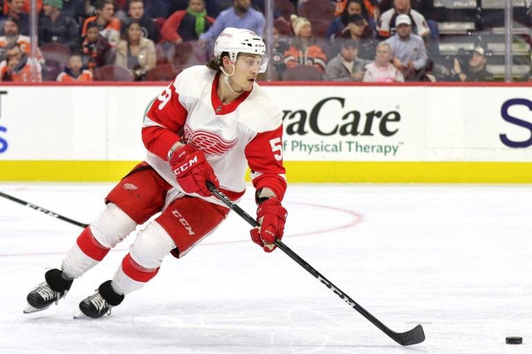 Tyler Bertuzzi - Red Wings