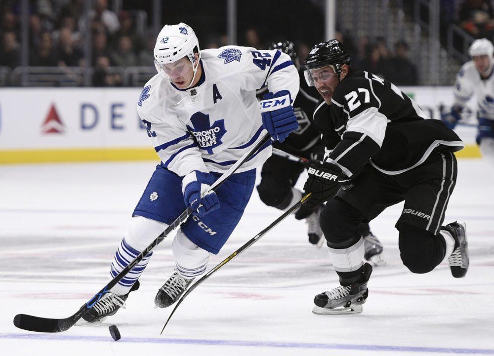 Toronto Maple Leafs, Tyler Bozak, NHL