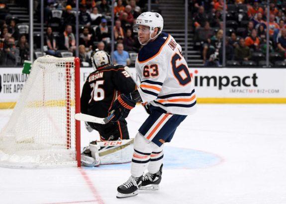 Tyler Ennis Edmonton Oilers