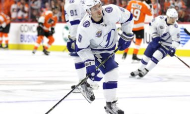 Johnson Is the Lightning's Playoff Hero