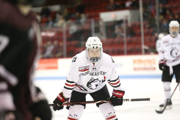 Tyler Madden, Northeastern University