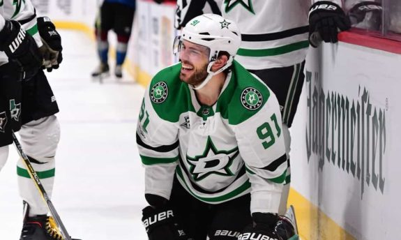 Dallas Stars center Tyler Seguin