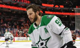 Tyler Seguin with Goal and Assist, Surging Stars Beat Canucks 4-2
