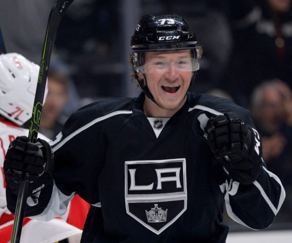 Tyler Toffoli, Los Angeles Kings