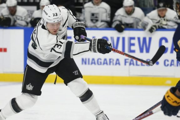 Los Angeles Kings Tyler Toffoli