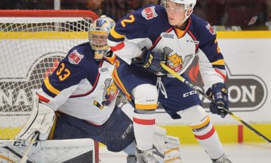 Blues' Tyler Tucker Impressing With Barrie Colts