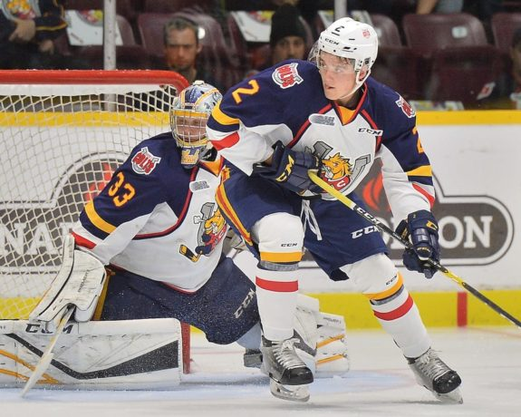 Tyler Tucker Barrie Colts