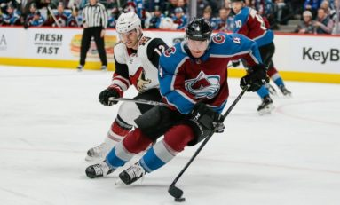 Avalanche Tearing It up on 9-Game Point Streak
