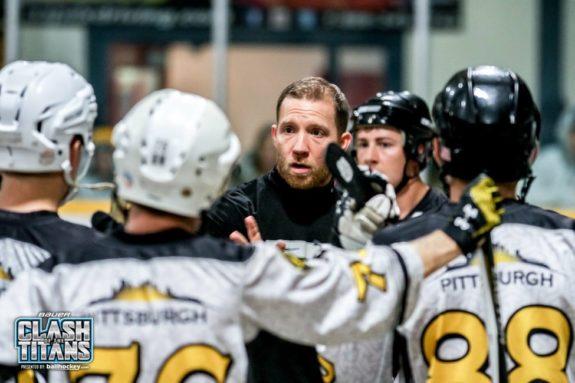 U.S.A. Ball Hockey Cory Herschk