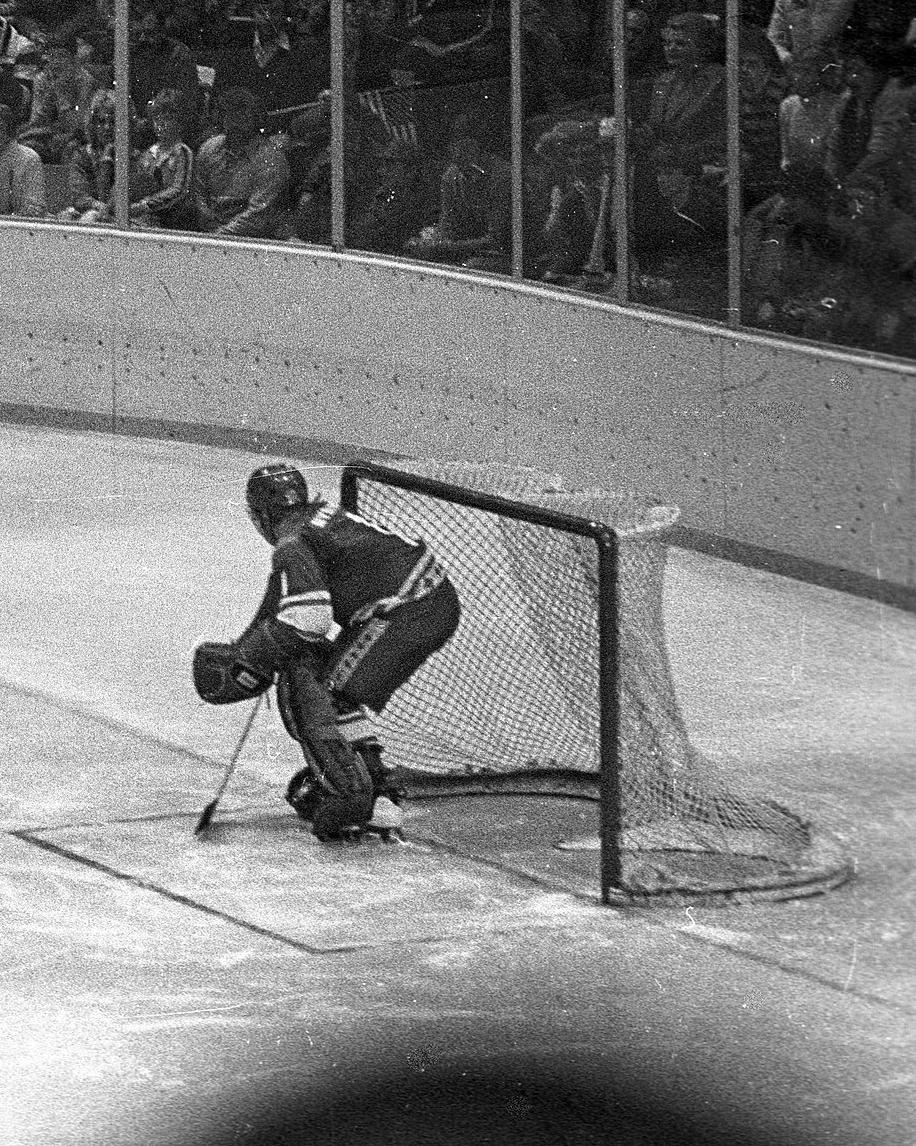 USA-Soviet Union 1980 Olympics