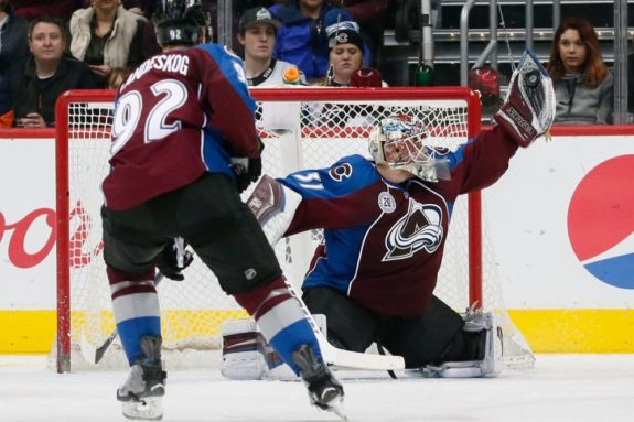 Calvin Pickard, Colorado Avalanche, Fantasy Hockey