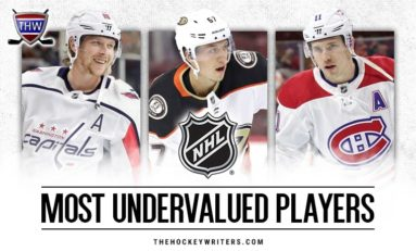 Most Undervalued Player From Every NHL Team