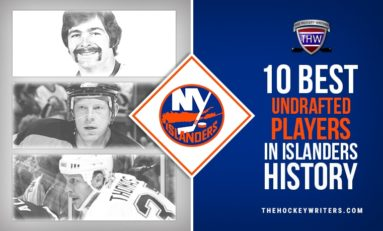 10 Best Undrafted Players in Islanders History