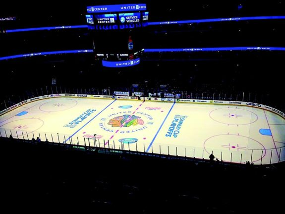 United Center Chicago Blackhawks