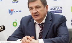 Russia's New Coach Valeriy Bragin Targets Olympic Gold