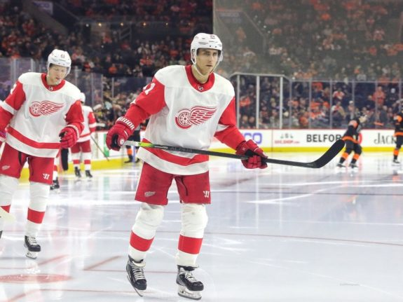 Valtteri Filppula Detroit Red Wings