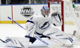 Lightning Extend Goaltender Vasilevskiy