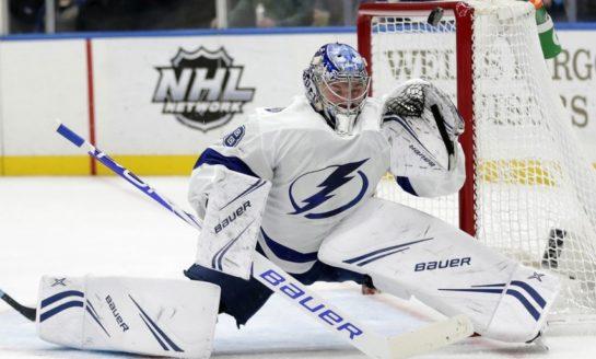 Vasilevskiy Solid in Net as Lightning Defeat Canadiens 3-1