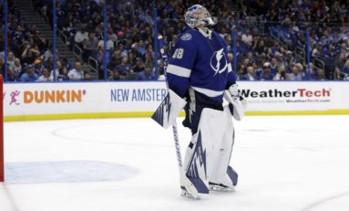 Lightning: Is It Time to Worry About Vasilevskiy?