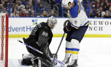 Maroon Is Earning His Place in Blues' History