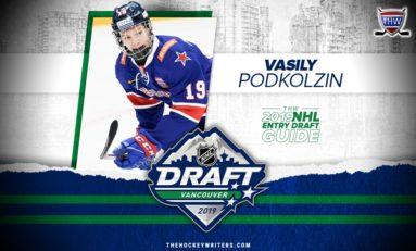 Vasili Podkolzin – 2019 NHL Draft Prospect Profile