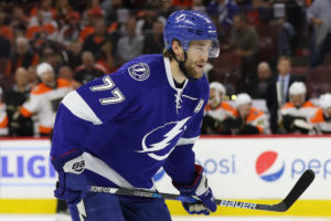Victor Hedman (Amy Irvin / The Hockey Writers)