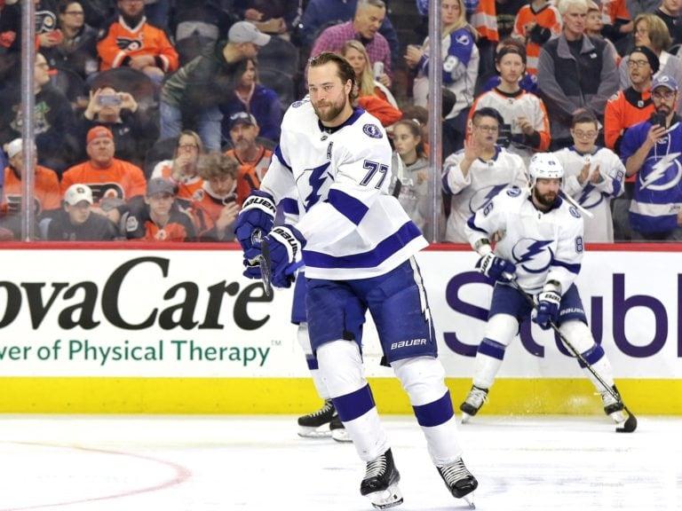 Victor Hedman Tampa Bay Lightning