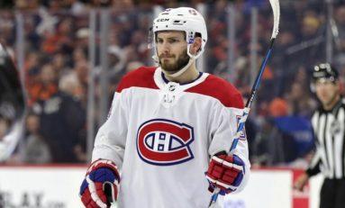 Mete, Suzuki Net First Goals in Canadiens' 4-0 Win over Wild