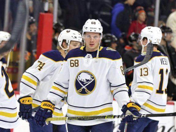 Victor Olofsson Buffalo Sabres