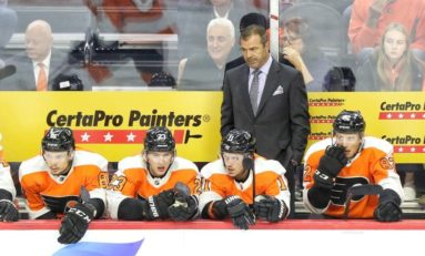 Projecting the Flyers' 2020-21 Opening Night Lineup