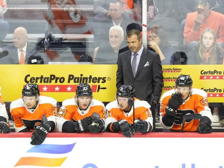 Alain Vigneault Philadelphia Flyers
