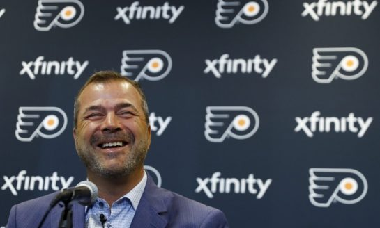 Flyers Turn to Vigneault to Snap Stanley Cup Drought