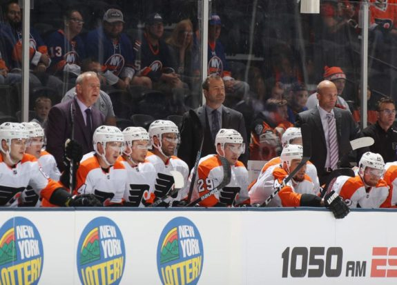 Michel Therrien Alain Vigneault Mike Yeo Philadelphia Flyers