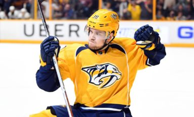 Kit of the Day - Nashville Predators Always Entertaining
