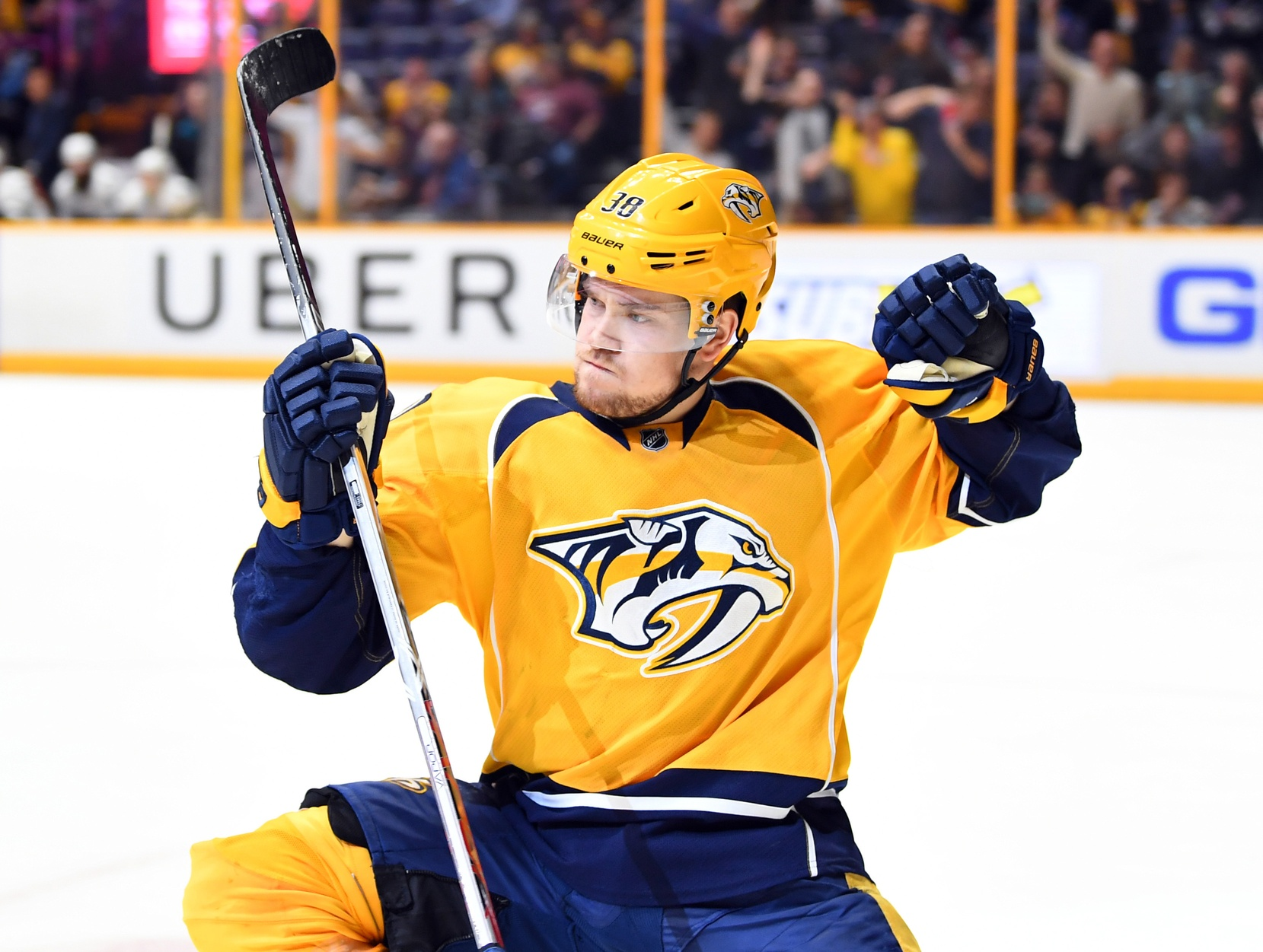 Nashville Predators Need Tolvanen While Arvidsson Is Out