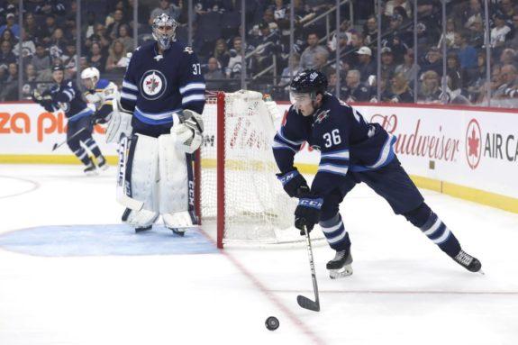 Winnipeg Jets Ville Heinola