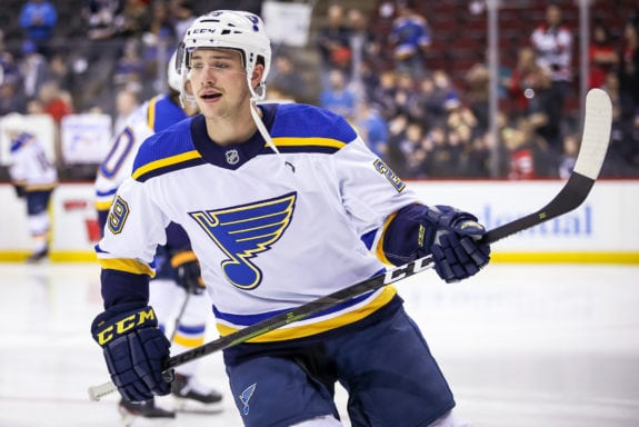 Vince Dunn St. Louis Blues