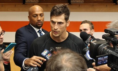 Lecavalier and Schenn Congealing into Kings' Mold