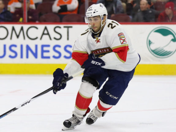 Vicnent Trocheck, Florida Panthers