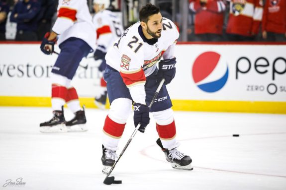 Panthers trade F Trocheck to Hurricanes for 4 players
